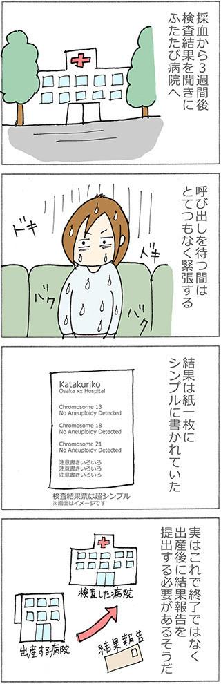 新型出生前診断 体験談(4)